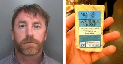 Полиция Ливерпуля нашла наркодилера по фотографии сыра