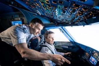 Почему первый и второй пилот едят разную еду?