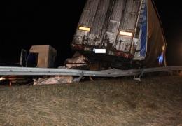 Один из пострадавших пассажиров автобуса Lux Express находится в искусственной коме