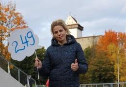 Ряды Центристской партии покинула и бывший вице-мэр Нарвы Софья Хомякова