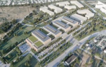 На проектирование Таллиннской больницы в Ласнамяэ объявлен тендер