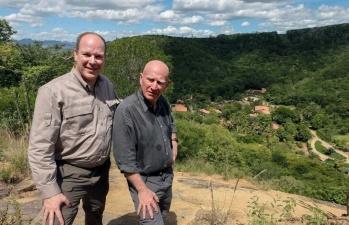 Как бразильский фотограф восстановил лес с 2,7 млн деревьев за 20 лет