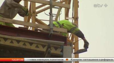 В Эстонии растет число инцидентов на производстве