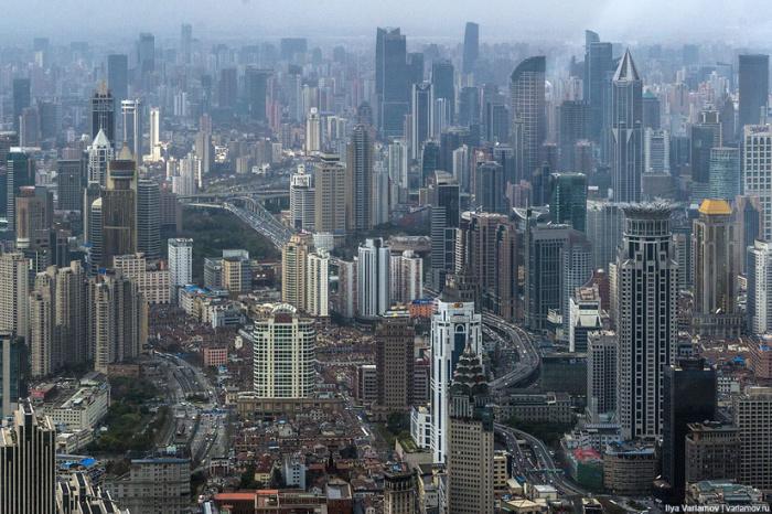Самый красивый в мире небоскреб: Шанхайская башня