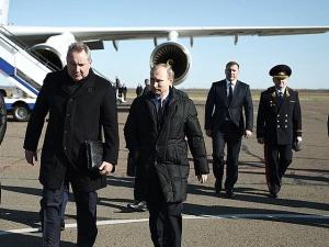 Путин перенес первые пуски с космодрома Восточный на весну 2016 года