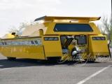 HydroCar — амфибия, которая может путешествовать как по суше, так и по воде