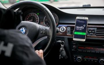 Рийгикогу принял закон о регулировании заказа такси с интернет-платформ