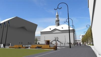 Архитекторы выбрали новый вид Старой Нарвы