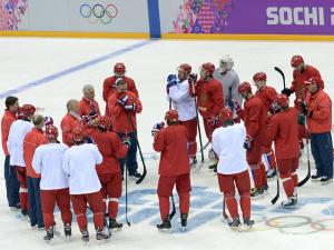 Швейцарцы сорвали тренировочный матч с российскими хоккеистами в Сочи