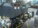 Пить на Новый Год надо так, чтобы в мусорных контейнерах не хватало места