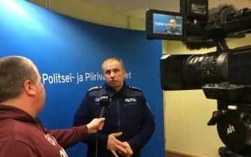 Дело в языке? Глава Йыхвиской полиции поплатился рабочим местом из-за неофициальных премий