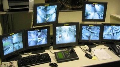 В Нарве устанавливают камеры видеонаблюдения
