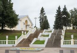 Силламяэские лестницы приобрели облик 50-х годов