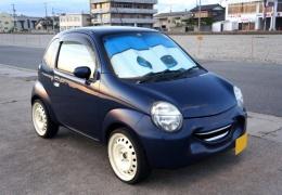 Улыбчивый тюнинг для малютки Suzuki Twin