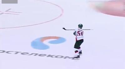 Необычные буллиты от хоккейного клуба «Ак Барс»