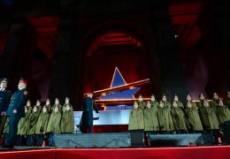 Ансамбль Российской Армии имени А.В. Александрова начал гастрольный тур по Европе
