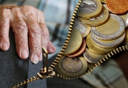 Юри Ратас: средняя пенсия в Эстонии с апреля следующего года вырастет почти на 7%