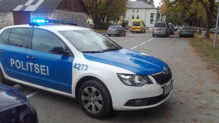 В Нарве задержан подозреваемый в угрозе взрывом