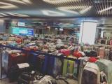 Чемоданный коллапс в российских аэропортах