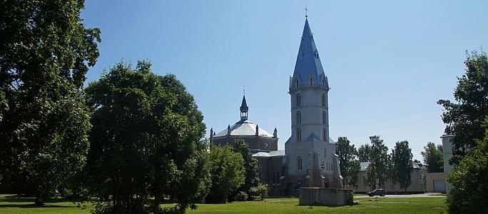 Нарвским лютеранам запретили собираться в лютеранском храме