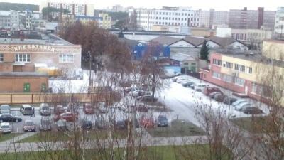 В результате технической неполадки на хлебозаводе в Солигорске прошла «метель» из муки