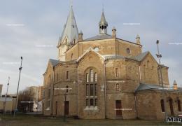 Нарвской Александровской церкви хотели подарить мебель из Мальмё, но государство отказалось