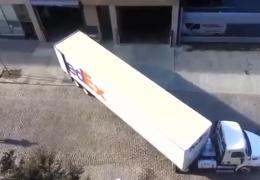 Идеальный заезд в гараж задним ходом