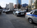 Челябинский олигарх Александр Аристов попал в аварию на своем Lamborghini