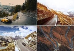 Горные дороги Европы: от красоты захватывает дух!