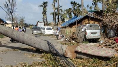 Эстония выделит 150 000 евро на гуманитарную помощь Филиппинам