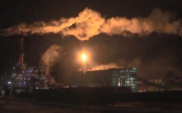 Департамент: уровень неприятного запаха в Кохтла-Ярве существенно снизится к 2022 году