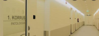 Тармо Тохвер: открытие нового лечебного корпуса Ида-Вируской центральной больницы – шаг вперед