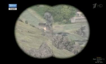 Первый канал монтирует сюжеты с помощью компьютерных игр