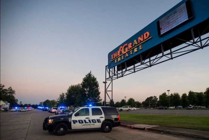 В результате стрельбы в кинотеатре в Луизиане погибли трое