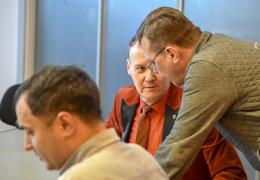 Осенью Языковая инспекция вновь посетит с проверкой Нарвское горсобрание