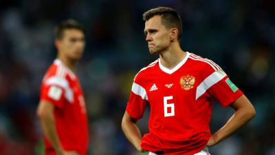 Сборная России в серии пенальти уступила команде Хорватии