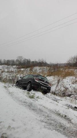 снег и метель стали причиной множества аварий на дорогах Эстонии