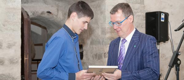 Нарвский гимназист завоевал бронзовую медаль на международной олимпиаде по физике