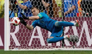 Футбол - самый популярный вид спорта в Эстонии