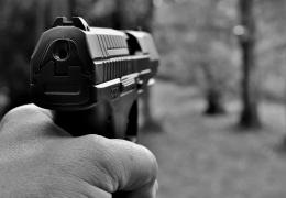 Пьяный 18-летний нарвитянин арестован на полмесяца за угрозу оружием пограничникам