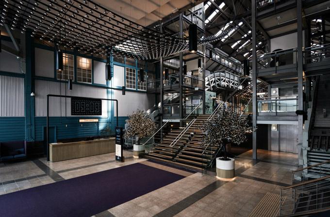 Отель Ovolo на старом причале в Сиднее