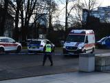 Полиция в центре Таллинна застрелила размахивавшего ножом мужчину