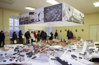 Власти Нарвы объявили конкурс по поиску помещения для знаменитого макета Cтарого города