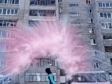Дубакчеллендж в исполнении жителей Сибирского региона