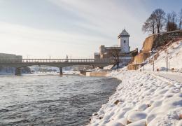 Нарвитяне пожелали Эстонии скорейшего выхода из кризиса, а ее жителям - здоровья