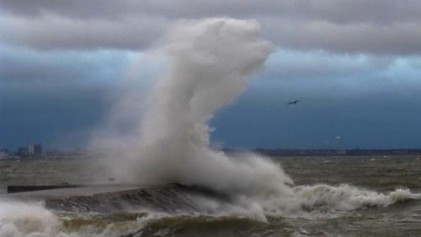 В Финляндии шторм оставил без электричества почти 200 000 домов