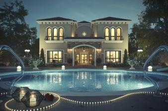 Вилла в Дубаи