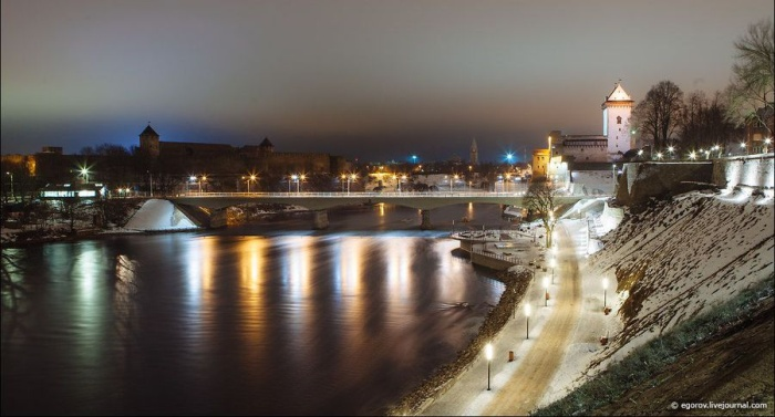 Раймонд Кальюлайд: Нарва должна побороться за титул культурной столицы ЕС