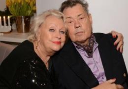 Жена Николая Караченцова впервые рассказала о мистической аварии