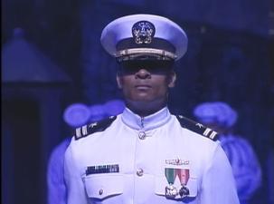 Почетный караул ВМС США продемонстрировал невероятную подготовку и чувство такта
